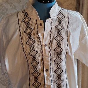 NWOT 100% cotton shirt